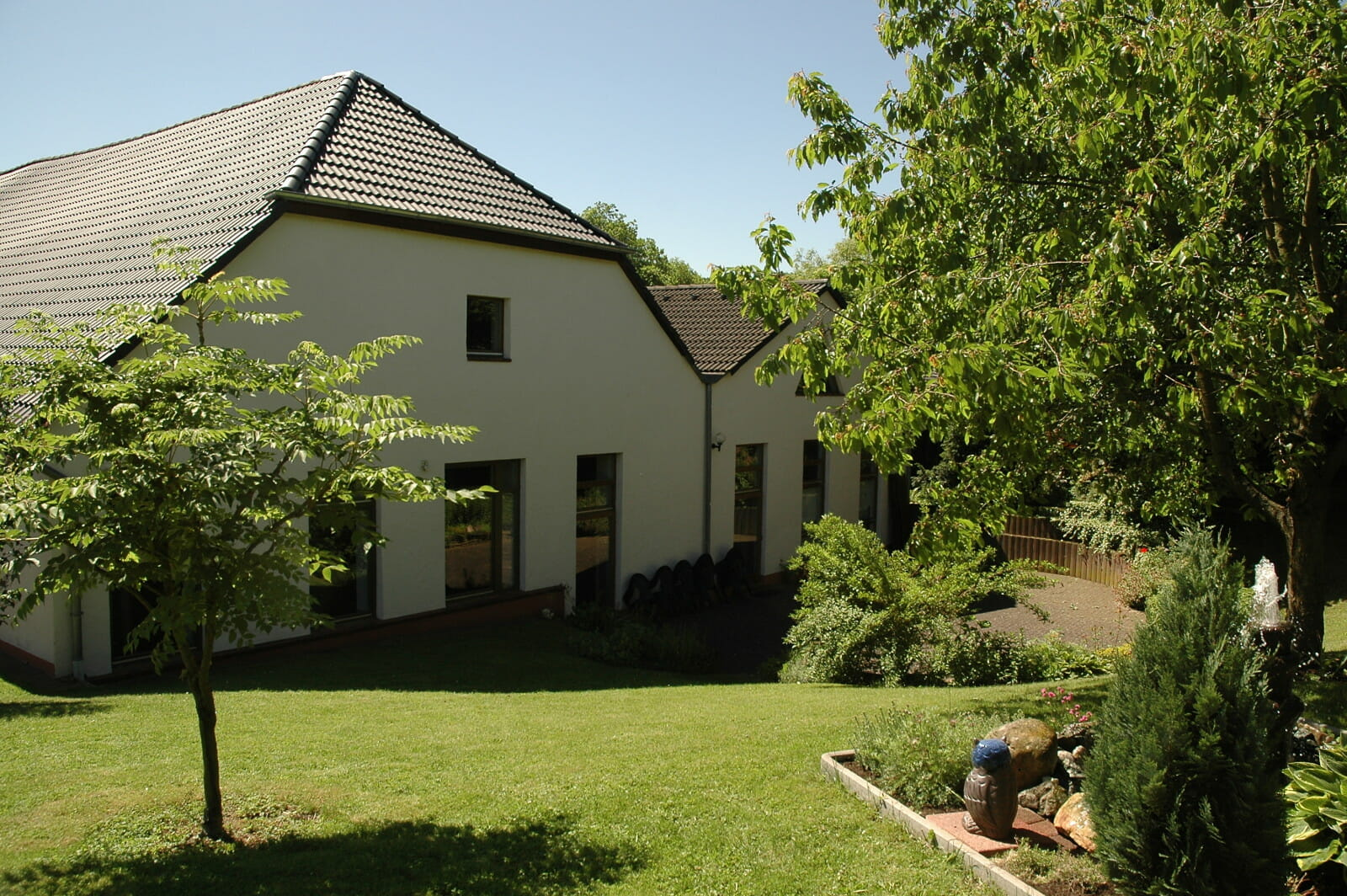 Seminarhaus für Massage und Körpertherapie - das Ausbildungshaus.