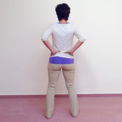 Ganzheitliche Rücken-Selbstmassage: 5-Schritte-Anleitung für unteren Rücken und Gesäß