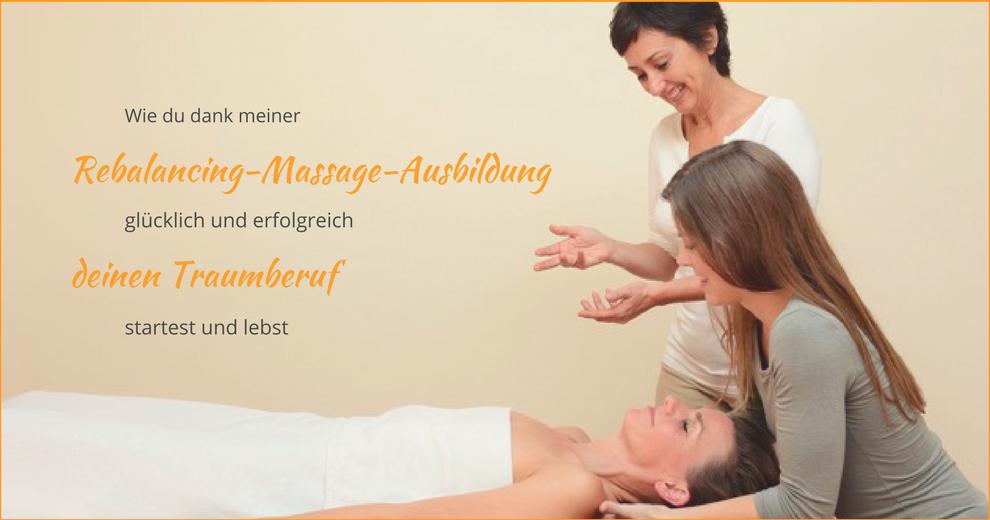 Massage-Ausbildung von Sabine Zasche