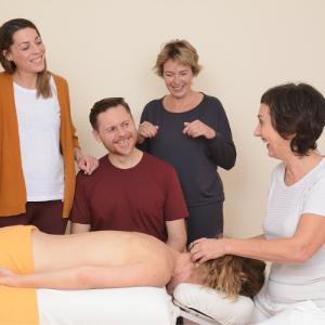 rebalancing massage ausbildung, rebalancing massage, sabine zasche