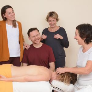 rebalancing massage ausbildung, arbeit mit massage praesentieren, rebalancing massage, sabine zasche